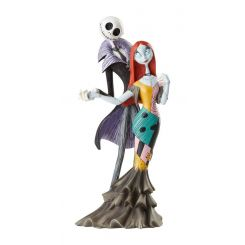 Disney Showcase Collection statuette Jack and Sally Deluxe (L'Étrange Noël de monsieur Jack) Enesco