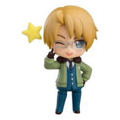 Hetalia World Stars figurine Nendoroid USA Orange Rouge