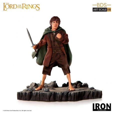 Le Seigneur des Anneaux statuette 1/10 BDS Art Scale Frodo Iron Studios