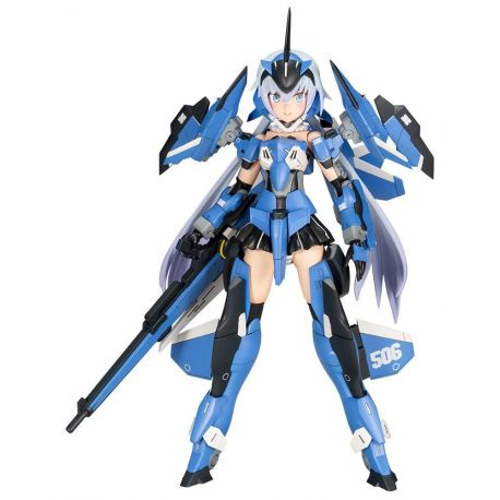 Frame Arms Girl figurine Plastic Model Kit Stylet XF-3 Kotobukiya