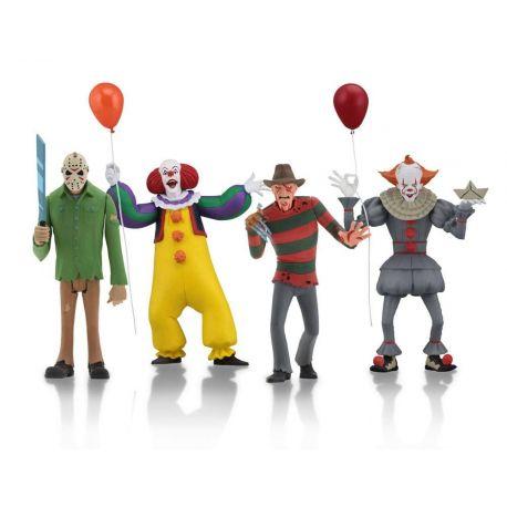 Toony Terrors assortiment figurines Neca