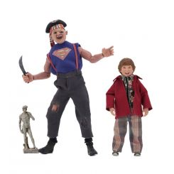 Les Goonies pack 2 figurines Retro Sloth & Chunk Neca