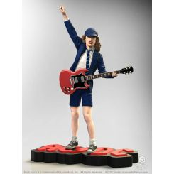 AC/DC statuette Rock Iconz 1/9 Angus Young II Knucklebonz
