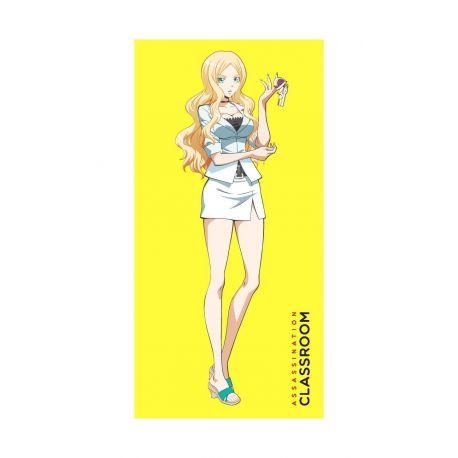Assassination Classroom serviette de bain Irina Sensei Sakami Merchandise
