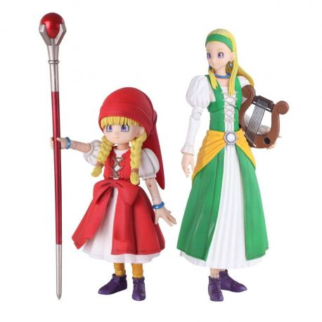 Dragon Quest XI Echoes of an Elusive Age figurines Bring Arts Veronica & Serena Square-Enix