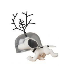 Peanuts mini figurine Medicom UDF série 10 Astronaut Snoopy Medicom
