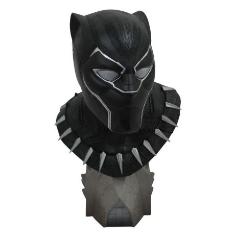 Black Panther Legends in 3D buste 1/2 Diamond Select