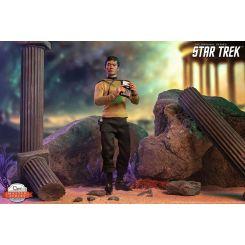 Star Trek TOS figurine Master Series 1/6 Hikaru Sulu Quantum Mechanix