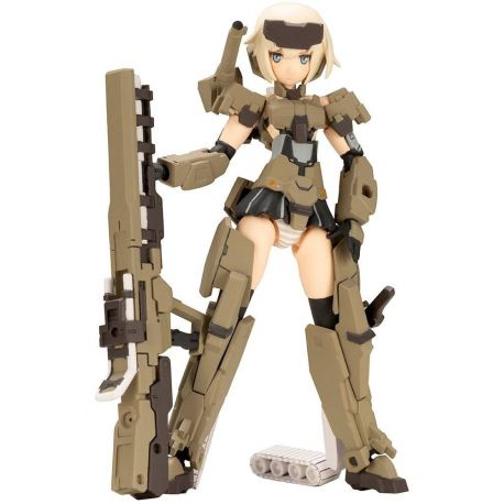 Frame Arms Girl figurine Plastic Model Kit Hand Scale Gourai Kotobukiya