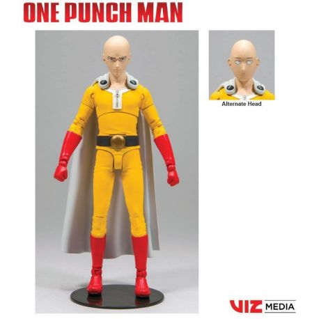 One Punch Man figurine Saitama McFarlane Toys