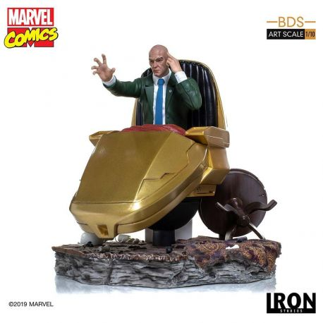 Marvel Comics statuette 1/10 BDS Art Scale Professor X Iron Studios