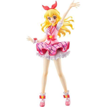Aikatsu! figurine Lucrea Hoshimiya Ichigo Pink Stage Ver. Megahouse