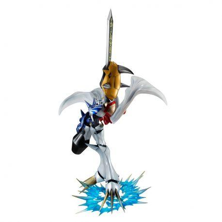 Digimon Adventure G.E.M. Precious Series statuette Omegamon Megahouse