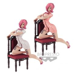 One Piece assortiment figurines Girly Girls Reiju Banpresto