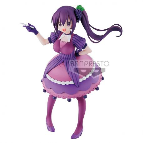 Is the Order a Rabbit? figurine Lize Banpresto