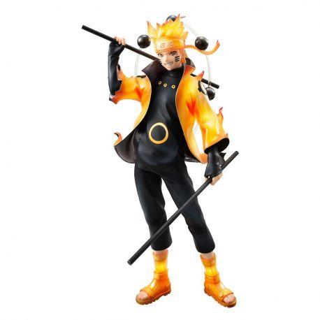 Naruto Shippuden G.E.M. Series figurine Uzumaki Naruto Rikudo Sennin Mode Megahouse