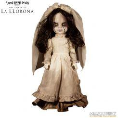 La Malédiction de la dame blanche Living Dead Dolls poupée La Llorona Mezco Toys