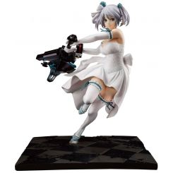 God Eater figurine 1/7 Ciel Alenson Pure White Anniversary Dress Ver. Sol International