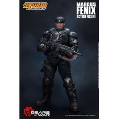 Gears of War 5 figurine 1/12 Marcus Fenix Storm Collectibles
