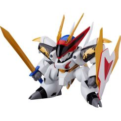 Mashin Hero Wataru figurine 1/20 PLAMAX MS-05 Ryuomaru Max Factory