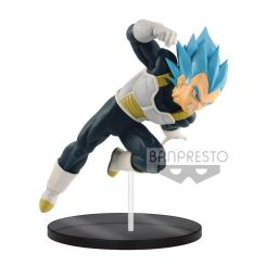 Dragonball Super figurine Ultimate Soldiers Super Saiyan God Super Saiyan Vegeta Banpresto