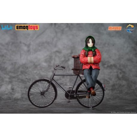 Under One Person figurine 1/10 Feng Baobao Winter Ver. Emon Toys