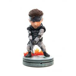 Metal Gear Solid figurine SD Solid Snake First 4 Figures