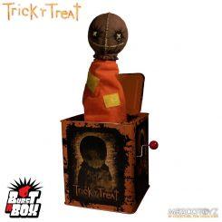 Trick R Treat boite à musique Diable en boîte Burst-A-Box Sam Mezco Toys