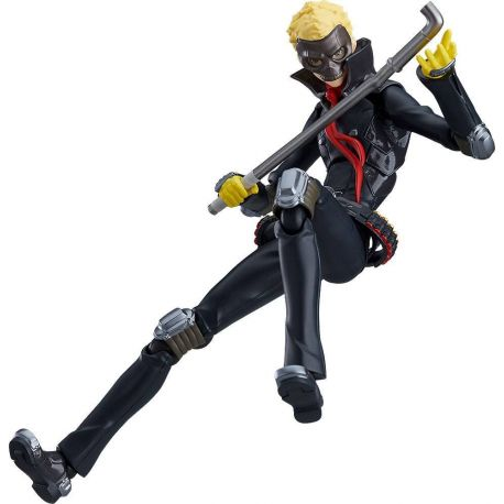 Persona 5 The Animation figurine Figma Skull Max Factory