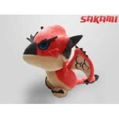 Monster Hunter World peluche Rathalos Sakami Merchandise