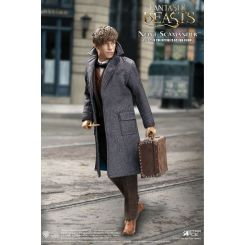 Les Animaux fantastiques My Favourite Movie figurine 1/6 Newt Scamander Grey Coat Ver. Star Ace Toys