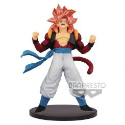 Dragonball GT figurine Blood of Saiyans Super Saiyan 4 Gogeta Metallic Hair Color Banpresto