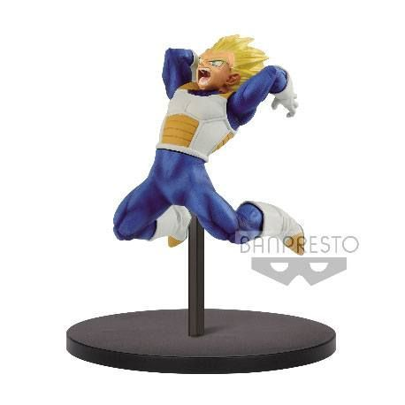 Dragonball Super figurine Chosenshiretsuden Super Saiyan Vegeta Banpresto