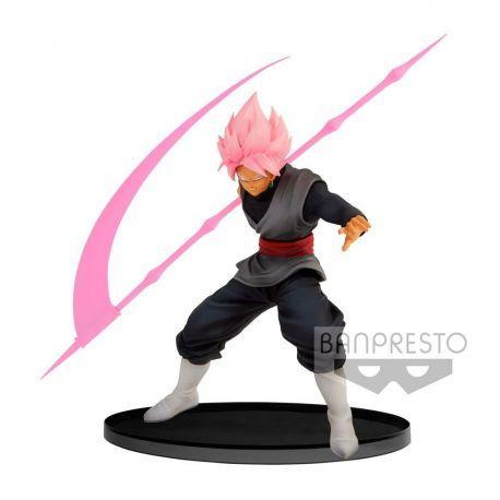 Dragonball Super figurine BWFC Super Saiyan Rose Goku Black Ver. A Banpresto