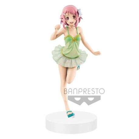 Sword Art Online Memory Defrag figurine EXQ Lisbeth Banpresto