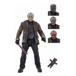 Freddy vs Jason figurine Ultimate Jason Voorhees Neca