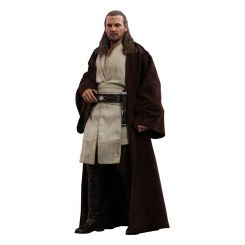 Star Wars Episode I figurine Movie Masterpiece 1/6 Qui-Gon Jinn Hot Toys