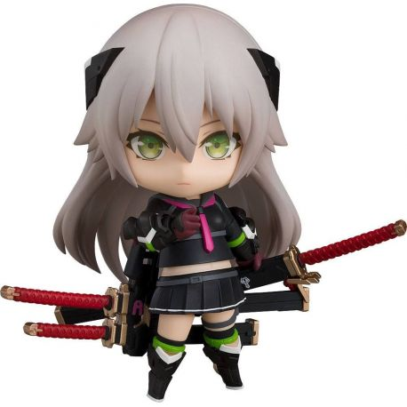 Heavily Armed High School Girls figurine Nendoroid Ichi Good Smile Company