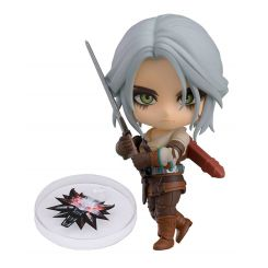 The Witcher 3 Wild Hunt figurine Nendoroid Ciri Good Smile Company
