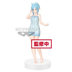 Sword Art Online Code Register figurine EXQ Asuna Banpresto