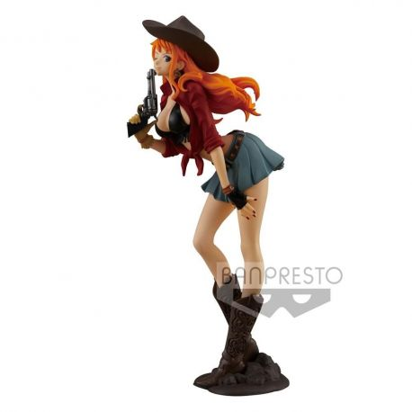 One Piece figurine Treasure Cruise World Journey Nami Banpresto