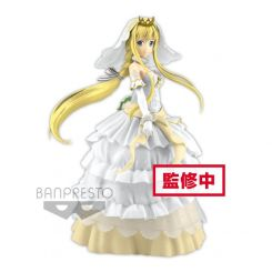 Sword Art Online Code Register figurine EXQ Wedding Alice Banpresto
