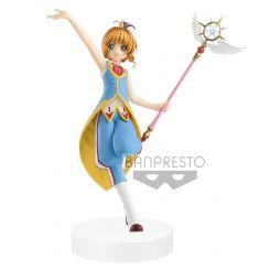 Cardcaptor Sakura Clear Card figurine EXQ Sakura Kinomoto Banpresto