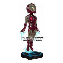 Avengers: Endgame Head Knocker Iron Man Neca