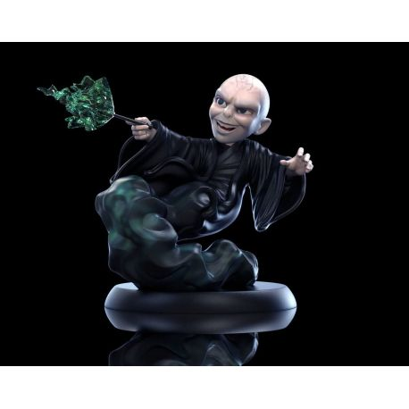 Harry Potter figurine Q-Fig Voldemort Quantum Mechanix