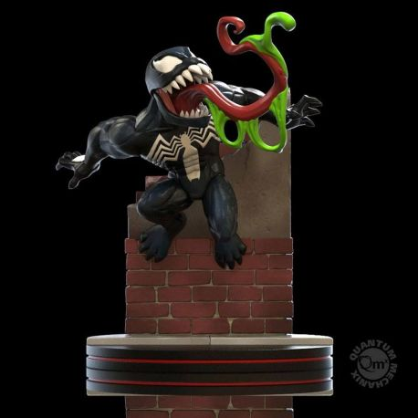 Venom diorama Q-Fig Quantum Mechanix