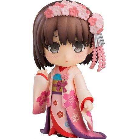Saekano How to Raise a Boring Girlfriend figurine Nendoroid Megumi Kato Kimono Ver. Good Smile Company