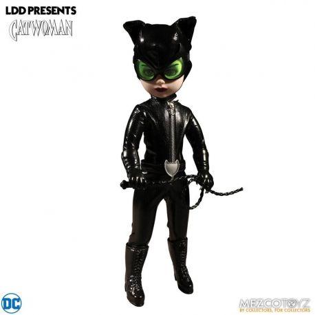 DC Universe Living Dead Dolls poupée Catwoman Mezco Toys