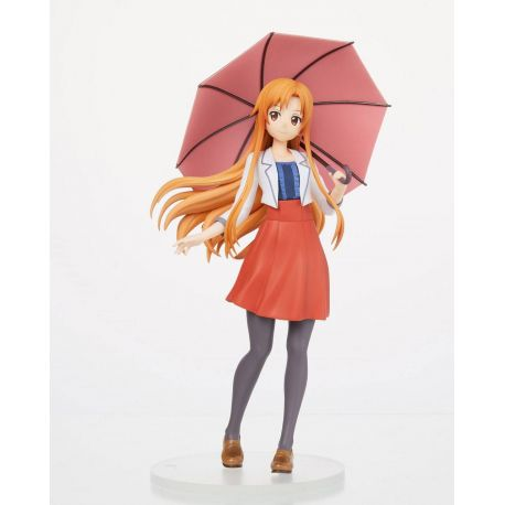 Sword Art Online Alicization figurine Asuna Casual Wear Ver. Taito Prize