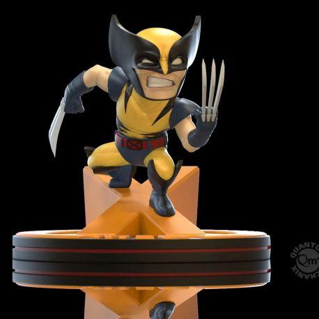 Marvel 80th diorama Q-Fig Wolverine (X-Men) Quantum Mechanix